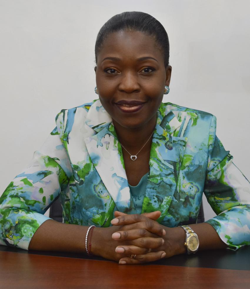 Lydie OBOA OWORO, Directrice Générale