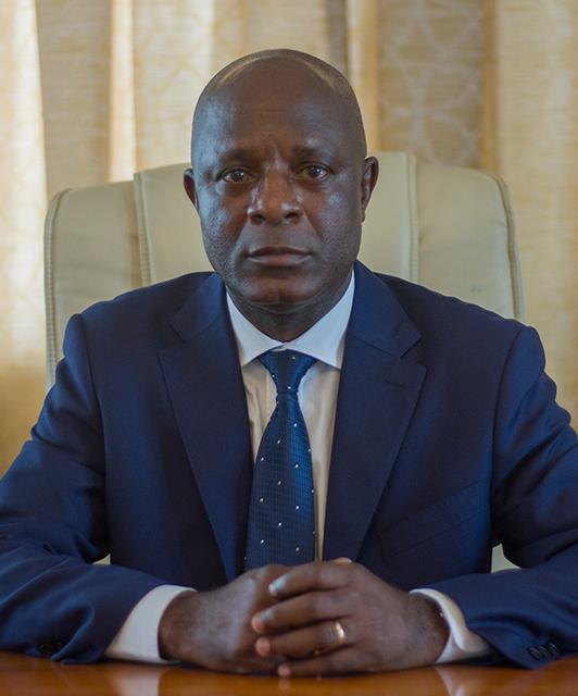 Théodore IKEMO, Directeur Général