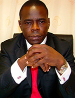 Sylvain LEKAKA, Director of cabinet