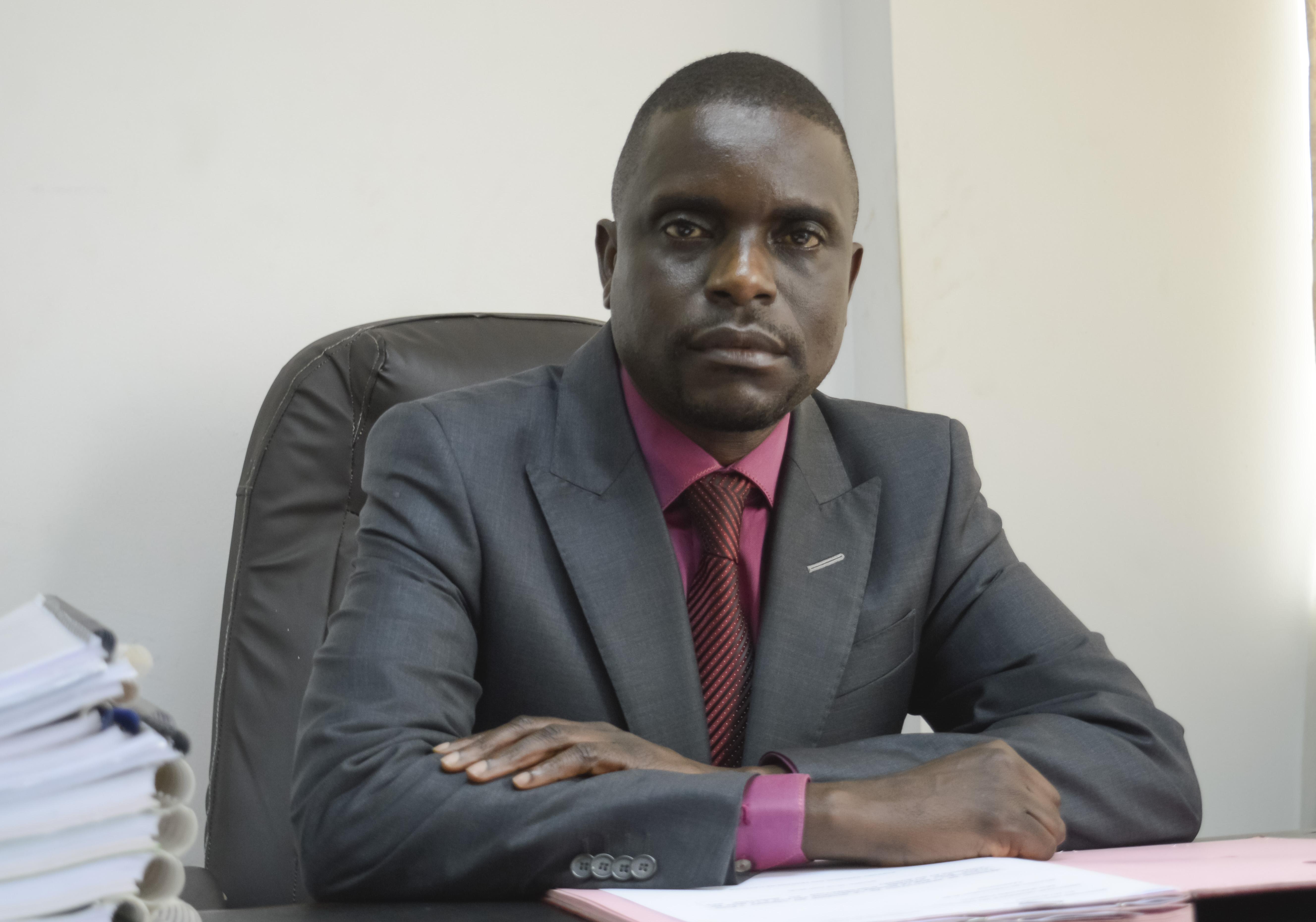 Joël IKAMA NGATSE, Directeur Général par intérim