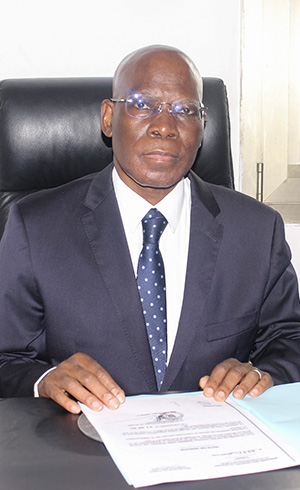Antoine NKODIA, Economic Adviser
