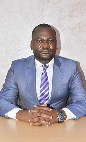 Cédric MONENE MABOUNDOU, Attaché for reforms and public accounts