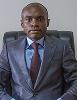 Guénolé MBONGO KOUMOU, Conseiller à la Fiscalité et aux douanes