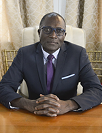 Bernard NGAZO, Adviser for national financial institutions and currency