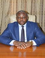 Dominique Ursel TSONO NDZALE, Conseiller au Trésor et à la comptabilité publique