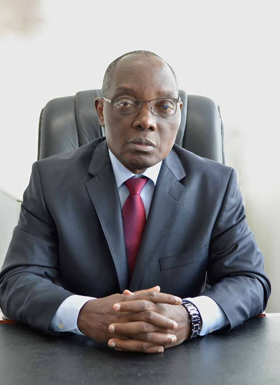 André KANGA, Director general