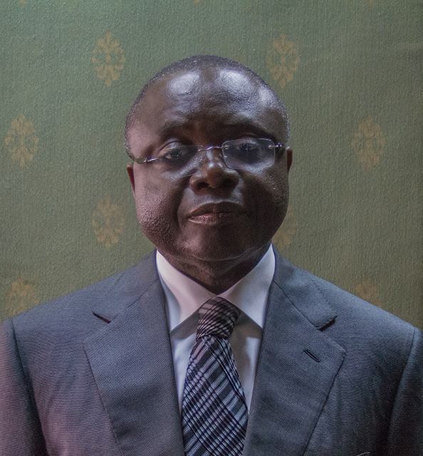 Nicolas OKANDZI, Director General