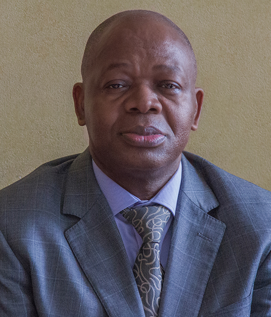 Léopold MOLOMBA, Director General