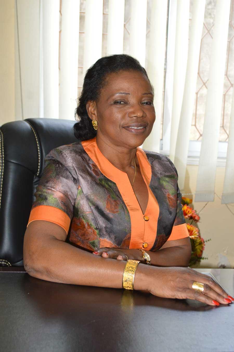 Marie-Odile NGAKALA, Director