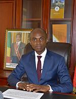 Guénolé MBONGO KOUMOU, Directeur Général