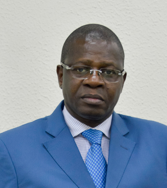 Antoine NGAKOSSO, Directeur Général