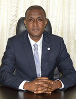 Philippe NGOMA, Acting Director general