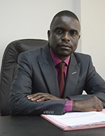 Joël IKAMA NGATSE, Acting Director