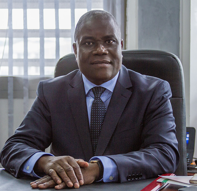 MPAN AKOUALA Emmanuel, Directeur de Cabinet