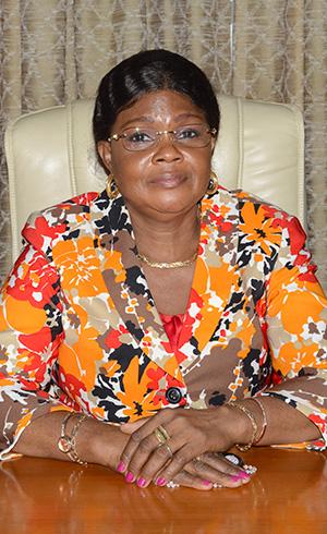Georgine YOKA, Adviser for debt