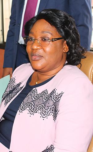 Marie Gabrielle Gisèle AMBIERO, Directeur