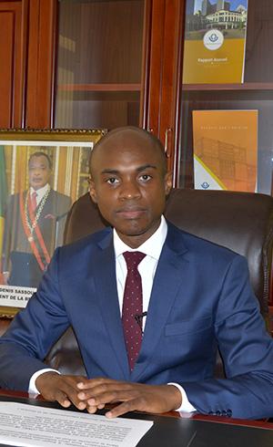 Guénolé MBONGO KOUMOU, Director general