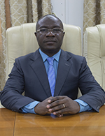Guy Wilfrid EWOLO, Adviser for administrative and legal issues