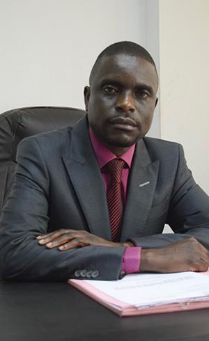 Joël IKAMA NGATSE, Acting Director
