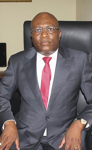 Jean Claude IWANGA, Acting Director General