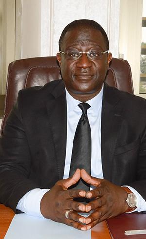 Jean Pierre NONAULT, Acting Director general