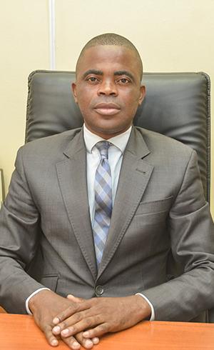 Juslain MVOUSSA, Attaché aux aux régies financières
