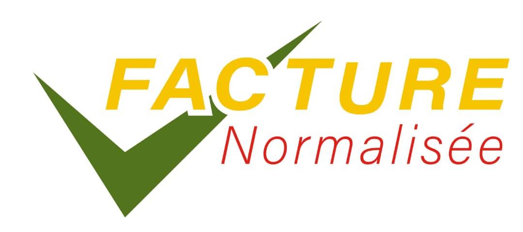 Logo facture normalisée
