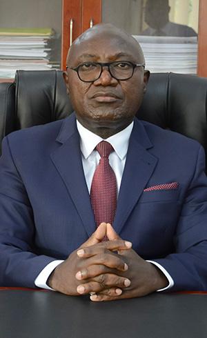 Guy Roger MOIGNI, Director general