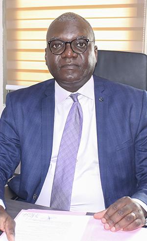 Wilfrid NGOMA MBOUKOU, Conseiller aux réformes et aux comptes publics
