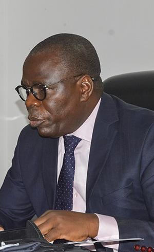 Sylvain LEKAKA, Directeur de Cabinet